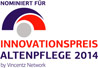 Innovationspreis Altenpflege 2014