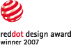red dot award 2007