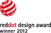 red dot award product design 2012