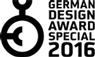 German Design Award - Special Mention 2016