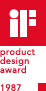 iF product design award 1987