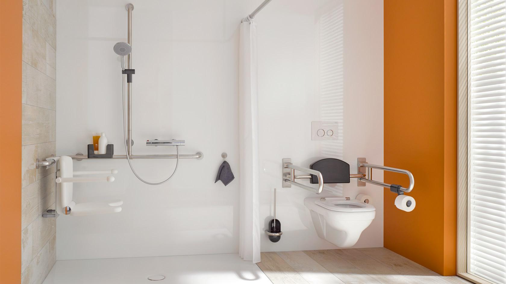 Serie 805 Classic | Zeitloses, robustes Sanitärsortiment aus ...