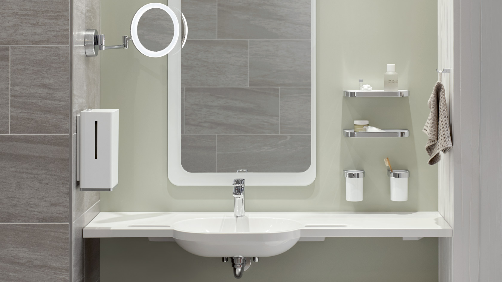 Tailormade Washbasins. More Design Freedom