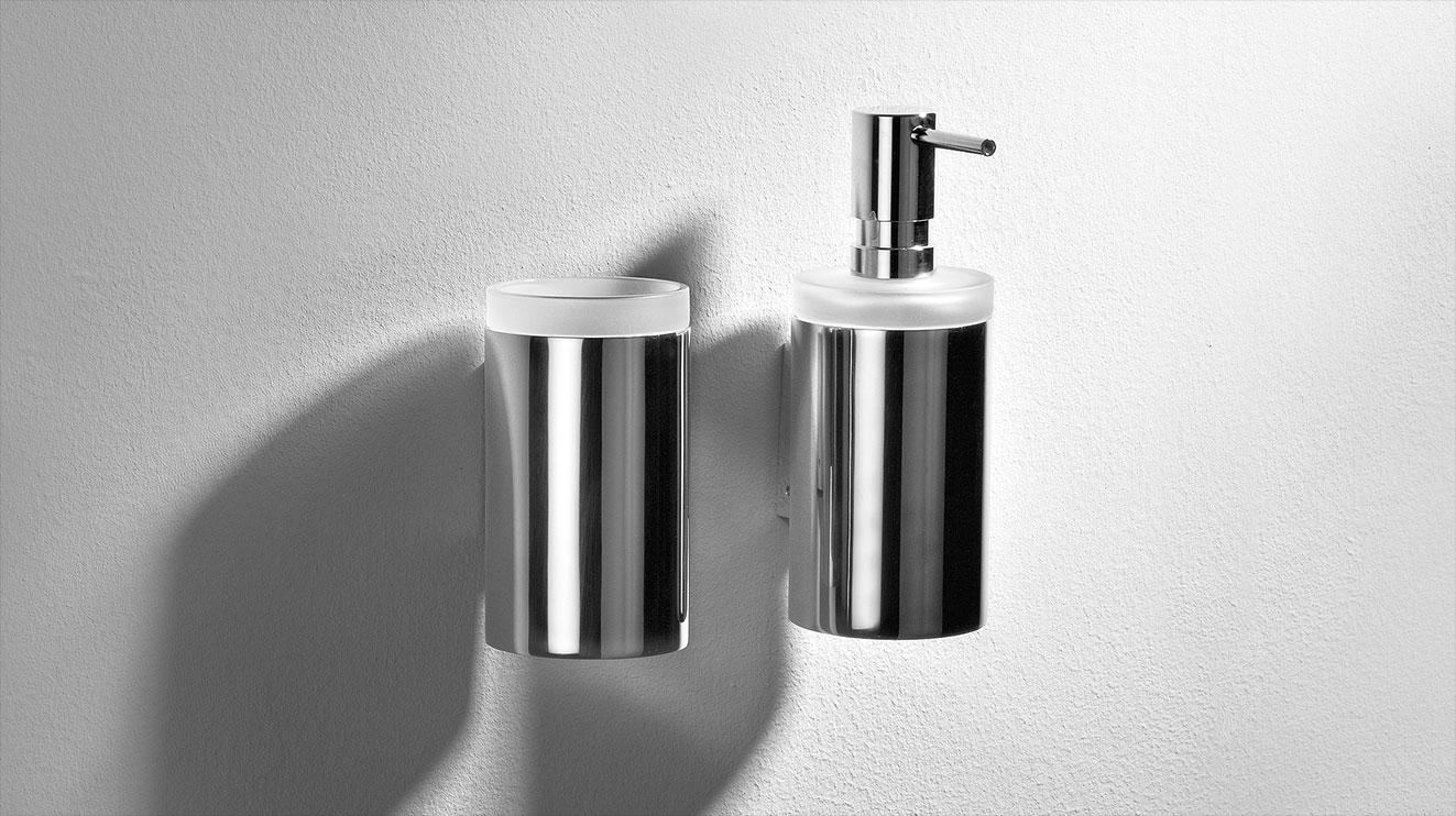 System 162 Chrom | Sanitär Accessoires - Robust und Hochglanzpoliert ...