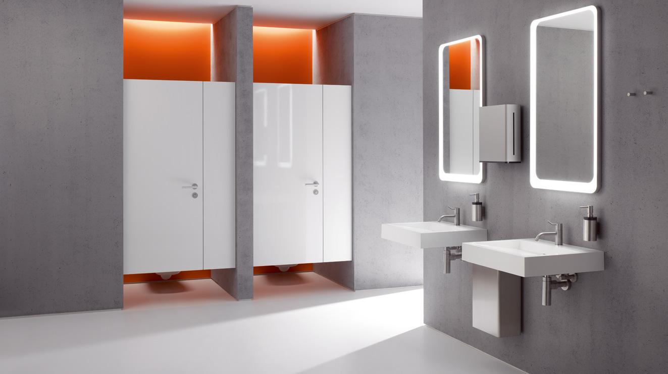 Seifenspender Dusche Sanit?r : System 162 Sanit?r Accessoires – Baubeschlag – Gradlinige