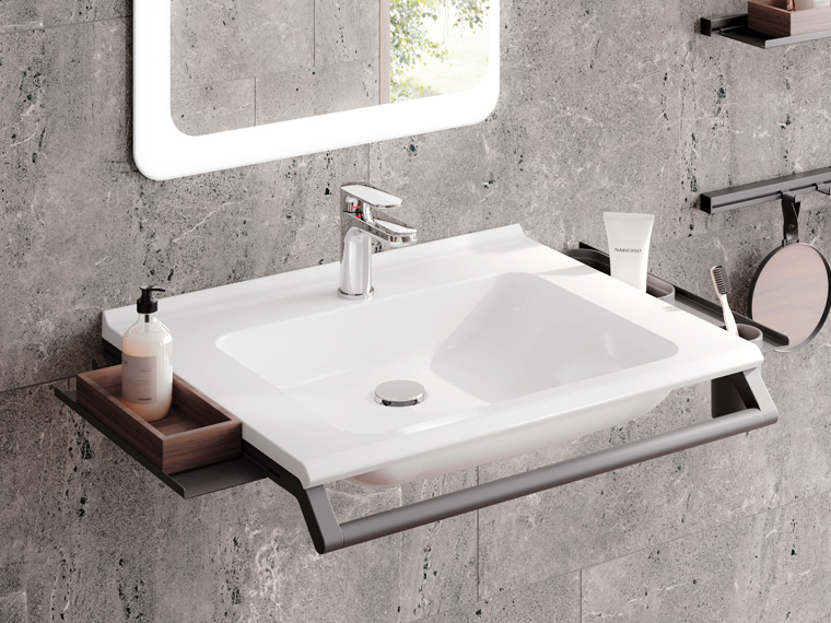New washbasin concept
