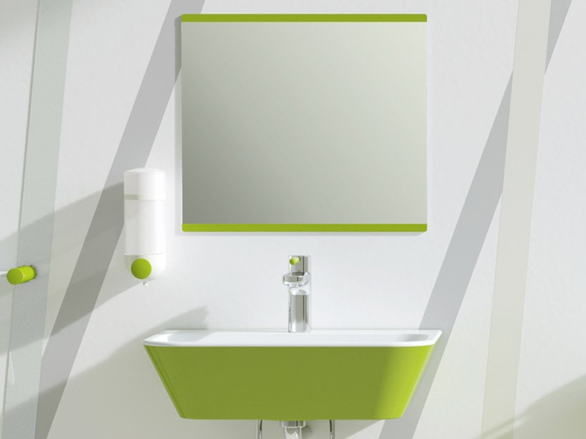 Single washbasin