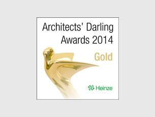 Architects' Darling Award 2014