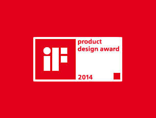 iF product design award - System 815 is acclaimed