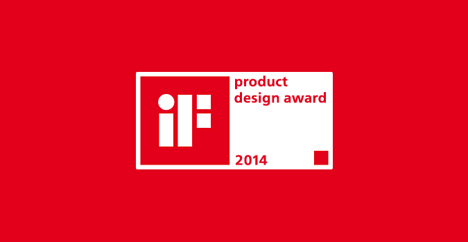 iF award product design 2014