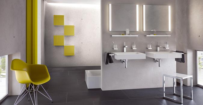 parallèlement aux designs sanitaires les plus innovants, le salon ... - Bad Design 2015