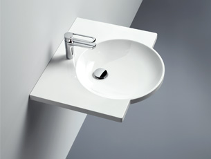 New Washbasin Designs
