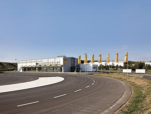 ADAC Driving safety center Thüringen