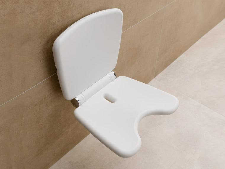 sitze duschsitze duschhocker hohe belastbarkeit komfortabel und sicher hewi. Black Bedroom Furniture Sets. Home Design Ideas