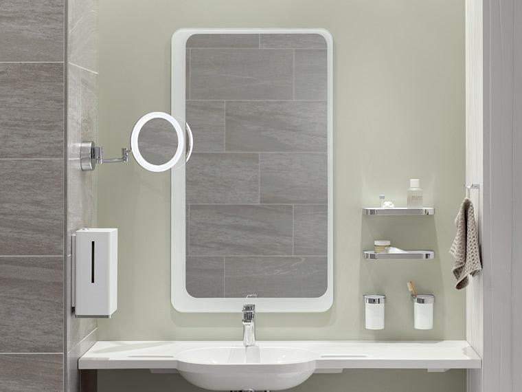 Barrierefreies Bad Einfach Gestalten Mit Hewicom HEWI - Behinderten badezimmer