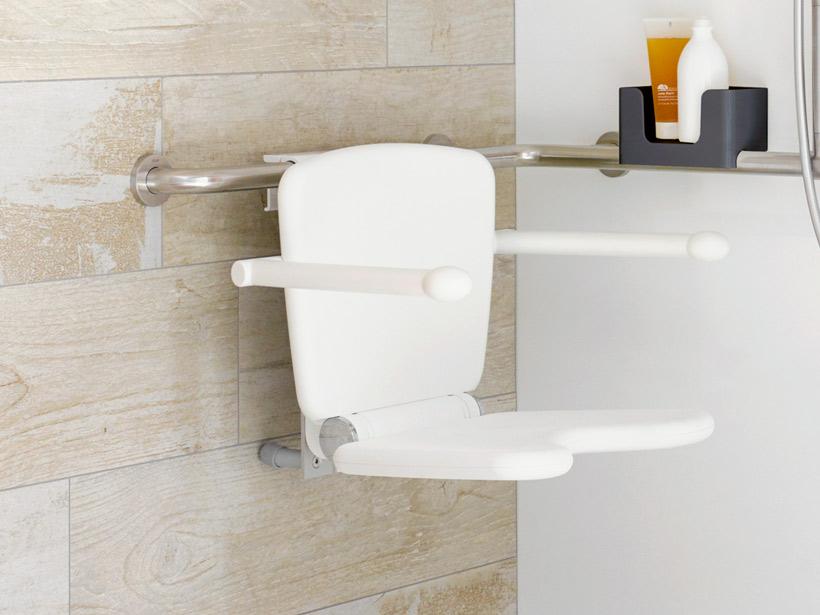 Shower Seats & Stools | High weight-bearing capacity, comfortable ...