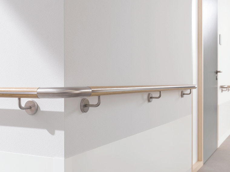 Hand rails and signage systems